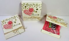 Groovy Love Valentine Candy Matchbooks