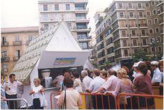 Dia de la Horchata. Año 2000 www.chufadevalencia.org