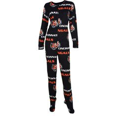 Cincinnati Bengals Football Unisex Performance Sweatpants with Pockets