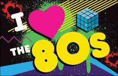 I love me some 80s music, especially the new wave! Synthesizers, crazy hair, neon colors, love it all!
