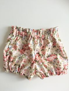 Image of High Waisted Bloomers in Mae Floral