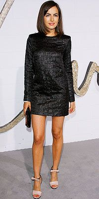 Camilla Belle wearing Chloe at the opening of the Chloe LA Boutque april 23rd 2009......