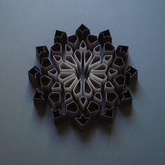 Sculptures de papier   COLLECTIF TEXTILE ✖️FOSTERGINGER AT PINTEREST ✖️