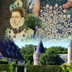 Samedi dimanche lundi, trois occasions pour venir découvrir cette belle dame au château du Moulin  À 30mn de Chambord et du Zooparc de Beauval Ouvert 7j7 de 10h à 12h30  et de 14h à 18h30 jusqu'au 30 septembre  www.chateau-moulin-fraise.com  #coeurvaldeloire #MagnifiqueFrance #OTvaldechersaintaignan #loiretcher #sologne #centrevaldeloire
