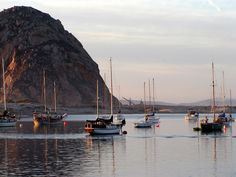TO: Morro Bay..California..USA  places I'd like to visit.