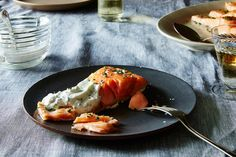 How to Never Overcook Salmon (or Other Fish). Slow Roast (as little as 15 minutes) as suggested by Sally Schneider. a Genius Recipe via food52