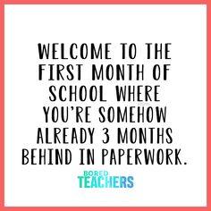 School Quotes, School Humor, School Fun, School Office, Funny School, School Days, High School, Classroom Humor, Classroom Ideas