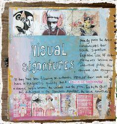 visual signatures (by grrl+dog)