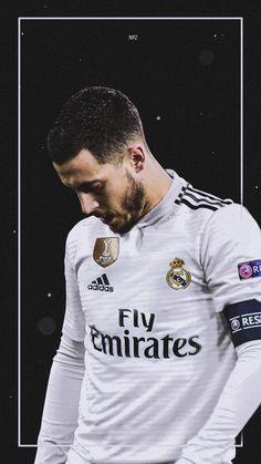 Hazard Real Madrid, Real Madrid Team, Real Madrid Players, Real Madrid Football, Soccer Guys, Good Soccer Players, Football Players, Cristiano Ronaldo Wallpapers, Cristiano Ronaldo Cr7
