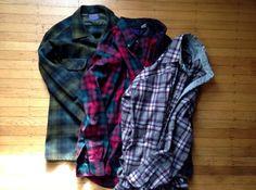 Pendleton Shirts ~ need more warmth