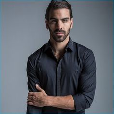 INC International Concepts kicks off the holiday season with its new collection and help from model Nyle DiMarco. The America's Next Top Model… Sweet Guys, Hot Guys, Nyle Dimarco, Bear Men, Dancing With The Stars, Good Looking Men, Gorgeous Men, Male Models, How To Look Better
