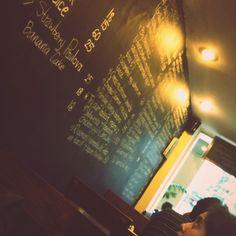 Antipodean Cafe.