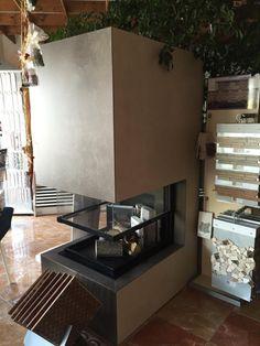 Moderne Kachelöfen Als Raumteiler Wohn Design