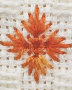 Patricia S. Types Of Embroidery, Hand Embroidery Patterns, Ribbon Embroidery, Embroidery Designs, Hardanger Embroidery, Cross Stitch Embroidery, Cross Stitch Patterns, Needlepoint Stitches, Needlework