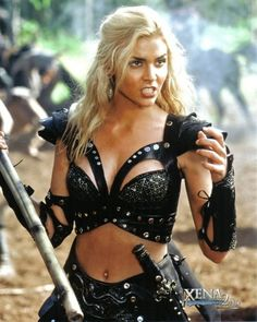 Callisto - Xena was great and all but Callisto was ALWAYS my favorite character. She was certifiably insane, but retained a certain humor and could go round for round with Xena in a fight. This villain definitely goes in the museum!