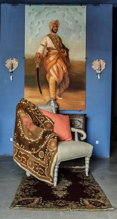 Celebrate Indian art with Samurai Exports