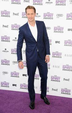 Alexander Skarsgard is the Face of Encounter Calvin Klein Men's Fragrance