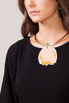 Gargantilha Tulipa Abrand
