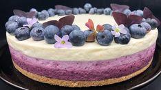 Foto: Marit Hegle Lemon Drizzle Cake, Berry Cake, Pudding Desserts, Fancy Cakes, Love Cake, Let Them Eat Cake, Yummy Cakes, No Bake Cake, Chocolate Cake