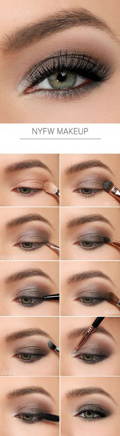 Inspired Eye Shadow Tutorial