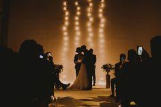 Tea Lights Ceremony Parlay Studios New Jersey NJ Indie Hip Non Traditional Wedding Photographer Brooklyn NYC New York Chellise Michael Photography Top Wedding Photographer
