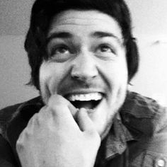 """Olan Rogers n those """"glorious inverted pogs"""" :)"""