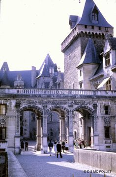 Chateau de Pau (France)