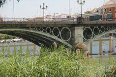 Spain, Sevilla, Ponte Triana