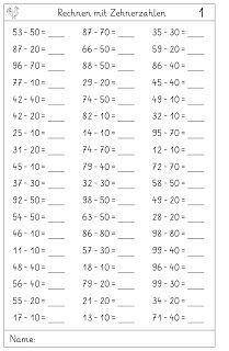 Vorschule Rechnen – Rebel Without Applause 2nd Grade Math Worksheets, Math Workbook, Subtraction Worksheets, Printable Math Worksheets, Math Tutor, 4th Grade Math, Kindergarten Math, Teaching Math, Go Math