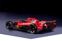 Umfrage: Leser lieben Concept Car von Ferrari - Formel 1 - Motorsport-Magazin.com
