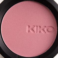 KIKO 112 Lumière Plum Soft Touch Blush