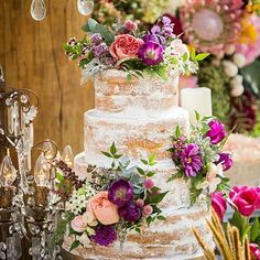 Naked Cake is always a good choice for rustic weddings!!! #weddingdetails #weddingcake #weddingideas #weddingplanning… Beautiful Wedding Cakes, Dream Wedding, Wedding Day, Wedding Dreams, Victorian Cakes, Rainbow Wedding, Wedding Cake Designs, Marry Me, Wedding Details