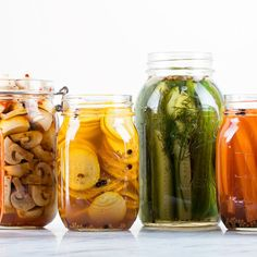 Basic pickling brines... veggies stay for only 3 weeks. Need to learn stronger brines. How to Pickle Basically Everything