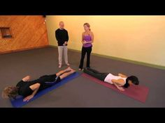 Yoga for Back Pain (Part 1), Disc Herniation - YouTube