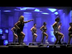 ▶ Step Reebok: The Video 1992 - YouTube    46min step workout with lower body toning and cool down. Challenging!