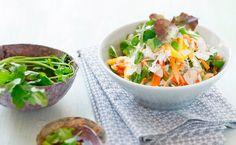 Von der Redaktion für Sie getestet: Glasnudelsalat mit Mango. Gelingt immer! Zutaten, Tipps und Tricks