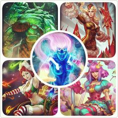 It's #FavFriday! Here are my top fav gods and skins from #Smite! Post or share yours! Idea inspired by http://ift.tt/1SGS52v