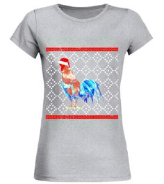 120274ba Funny Chicken Ugly Christmas Sweater Funny Holiday T-Shirt i love chickens  t shirt,