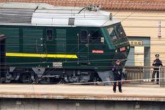 Bulletproof Slow and Full of Wine: Kim Jong-uns Mystery Train