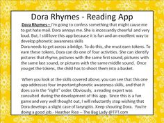 This app would be helpful for ELL in your class, or for kids who are below grade level. Skills covered include: rhyming, beginning and ending sounds, sounds in the medial position. Read my review for more details!