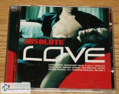 #Absolute#Love#Cd