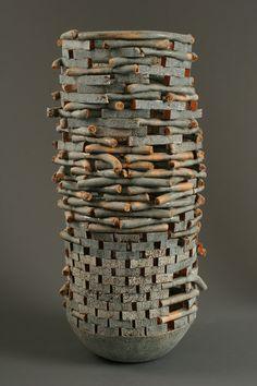 ♀ art sculpture Jim Kraft Ceramics • Ceramics Now - Contemporary ceramics magazine