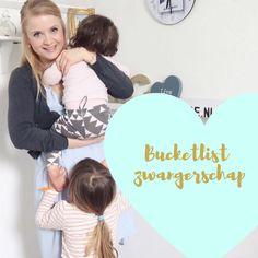 Ben je zwanger? Dit is de ideale bucketlist die je kunt afstrepen in je zwangerschap. Een zwangerschapsshoot, fotoshoot, een babymoon vakantie en meer!