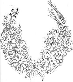 MALEBOKEN - Oksana Volkova - Picasa Web Albums                                          --- Oksana has other beautiful outlines.
