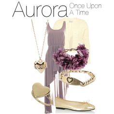 """Aurora- Once Upon A Time"" by disneywallflower on Polyvore"
