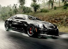 No photo description available. Cadillac Cts Coupe, Cadillac Escalade, My Dream Car, Dream Cars, Muscle Cars, General Motors Cars, Truck Rims, Expensive Cars, Amazing Cars