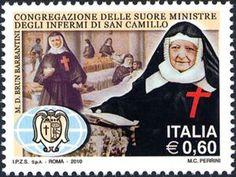 ইটালী Nuns of San Camillo