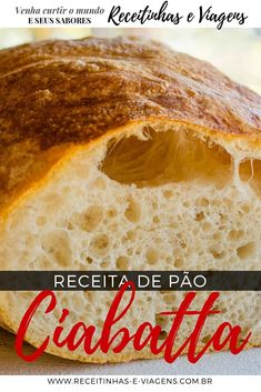 Good Food, Yummy Food, Ceviche, Sweet Bread, Food Videos, Food Inspiration, Bread Recipes, Bakery, Brunch