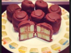 How to Make Frozen Banana Chocolate Peanut Butter Bites Recipe or Nutella for the chocolate