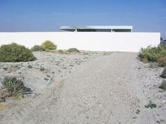 walled residence Palm Springs, CA, 194 Santa Catalina Road, Jim Jennings, Architect - Desert House